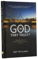 To purchase a copy of 'In God They Trust', visit biblesociety.org.au/pm.