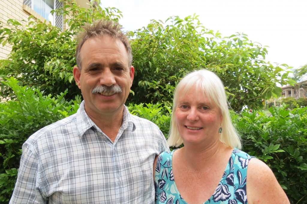 Graeme and Susan Liersch are training churches in remote QLD in self-service ministry