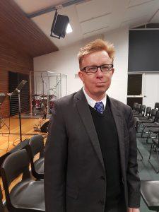 Dr Michael Bird
