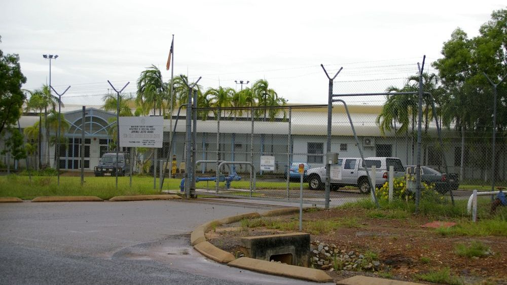 The old Don Dale Juvenile Detention Centre