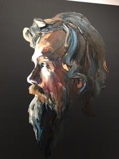 """Anh Do's """"Christ"""", for the Mandorla Art Award"""