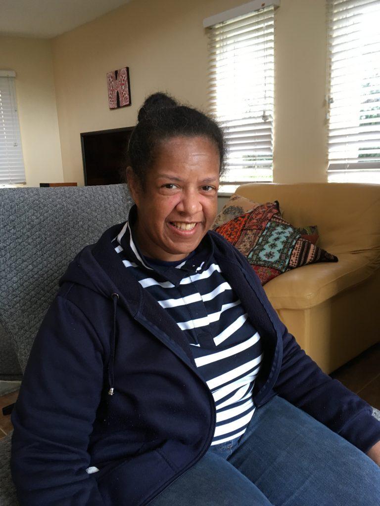 Esther Lubakyo escaped the murderous regime of Ugandan despot Idi Amin.