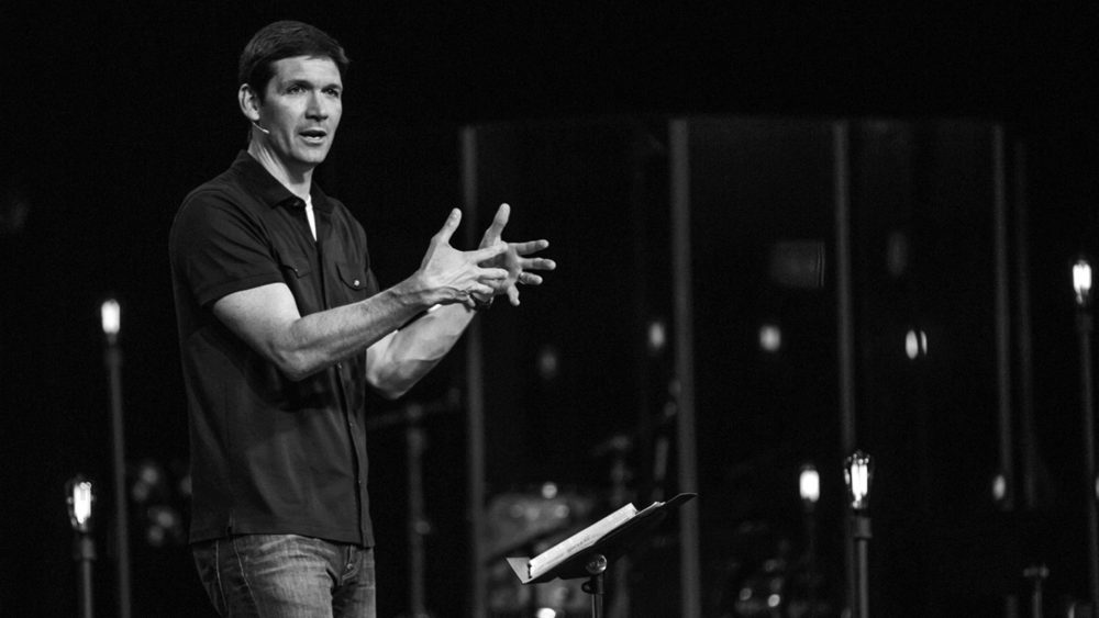 Matt Chandler is the lead teaching pastor of The Village Church in Texas