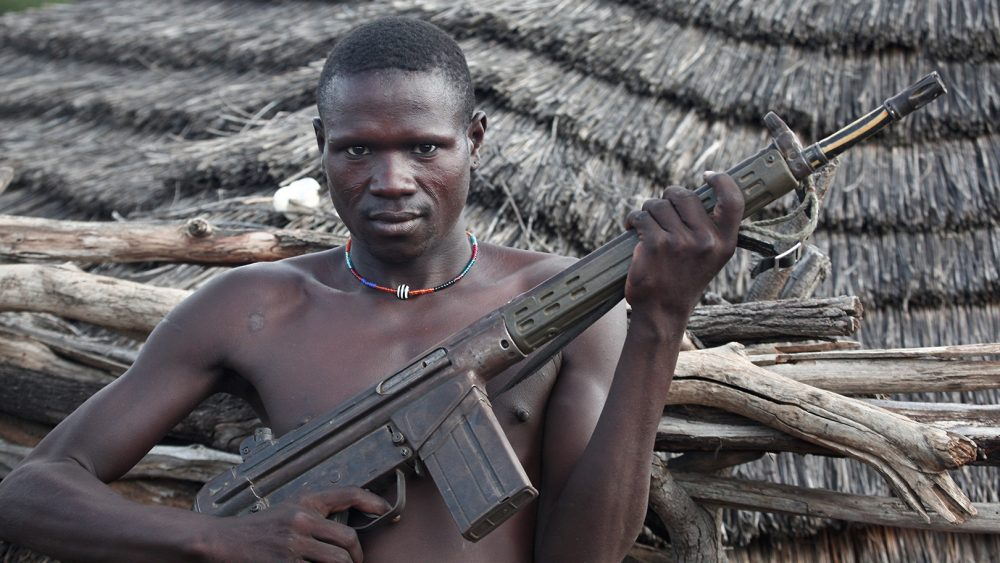 In South Sudan, Christians are fighting Christians.