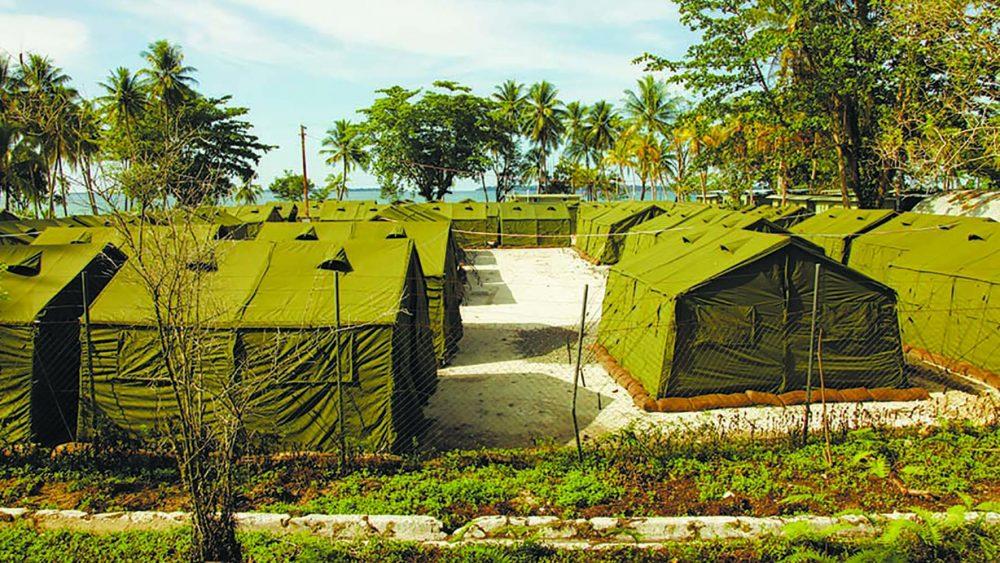 Manus Island refugees