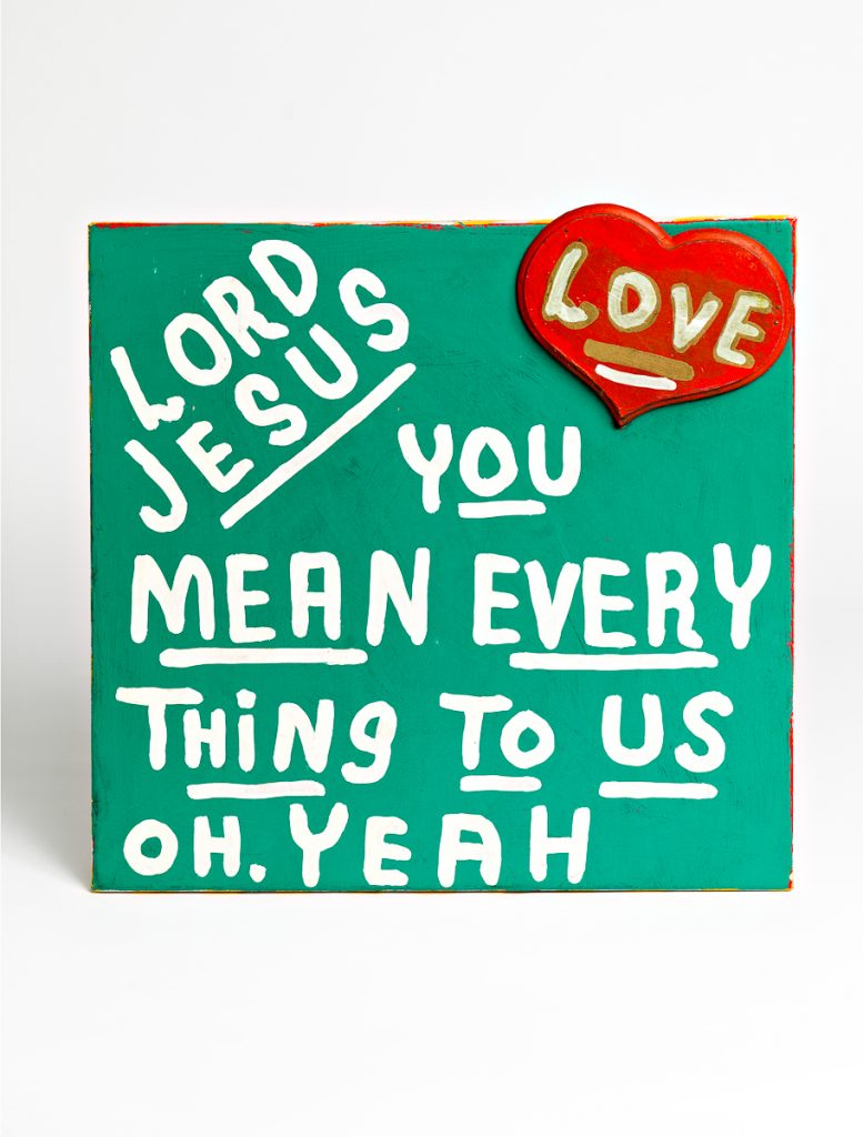 Untitled (Lord Jesus you mean everything to us oh yeah)