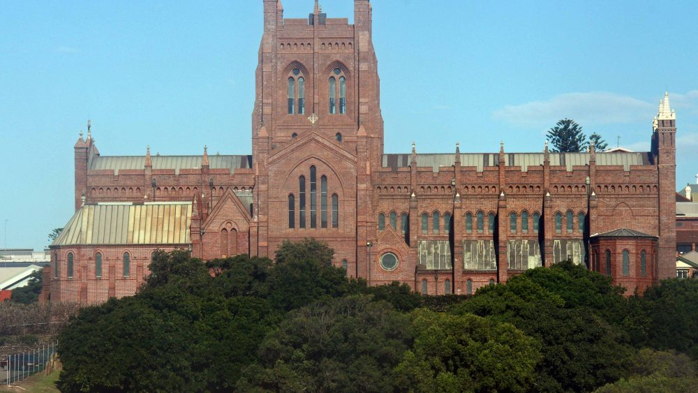 Christ Church Cathedral Newcastle