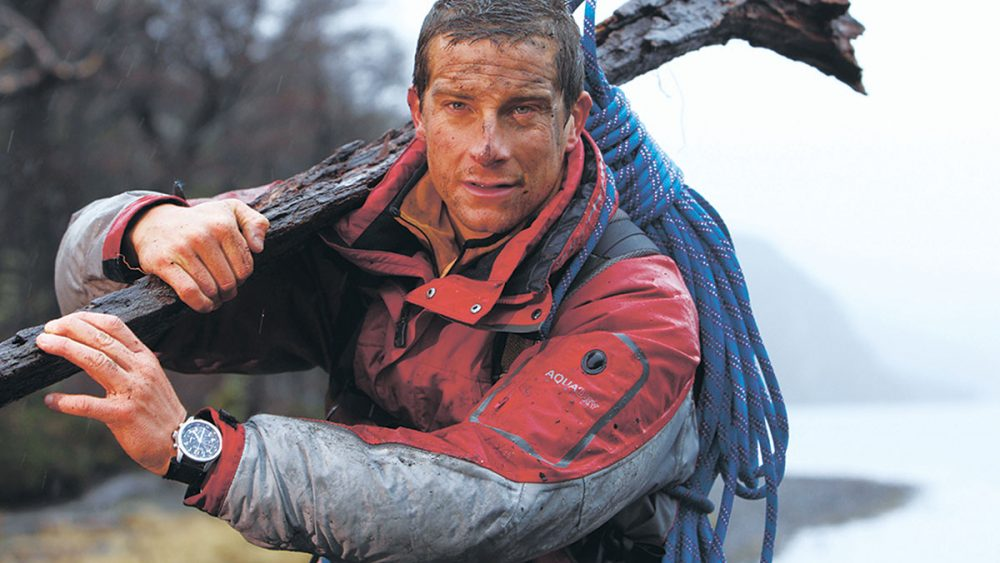 Bear Grylls Alpha