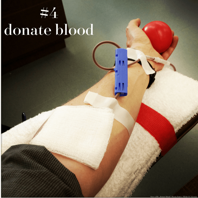 Save a life... Donate Blood.