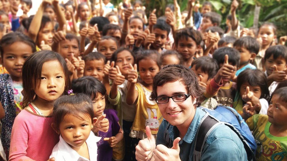 Bible Society mission trip 2015