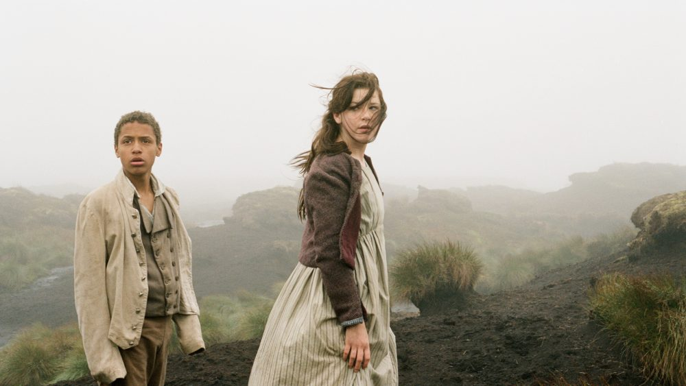 "The new movie version of 'Wuthering Heights' retells the enduring tale of ""professed love plagued by affliction"""