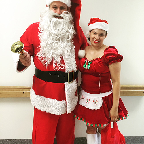 Joel and Brianna Archer
