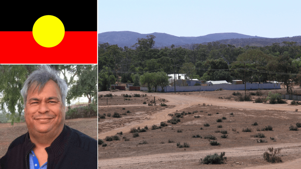 Neville Naden is passionate about indigenous ministry in Australia