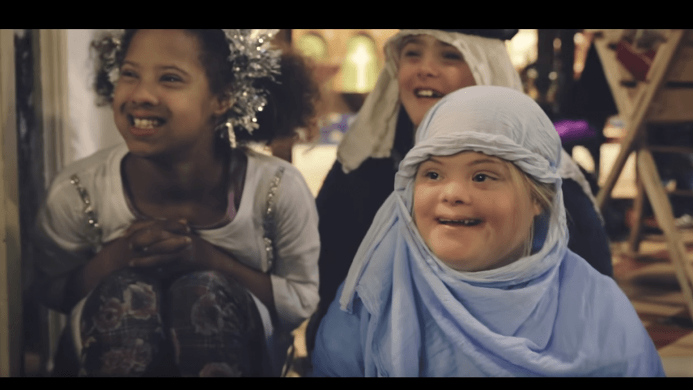 A new video from SpeakLife UK retells the Christmas story