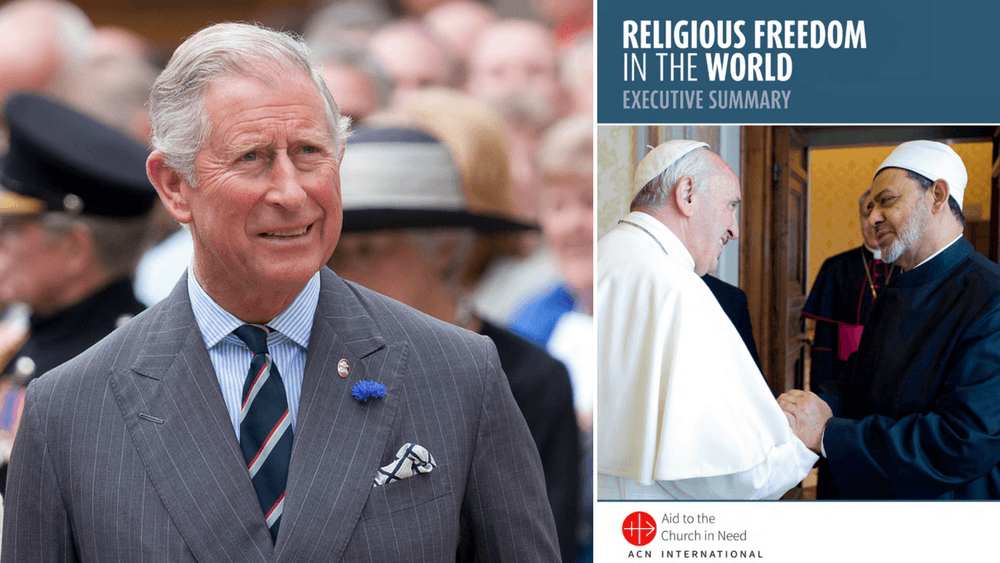 Prince Charles wants more people to read this report