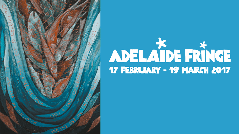 There'll be a new Christian art exhibition at this year's Adelaide Fringe Festival