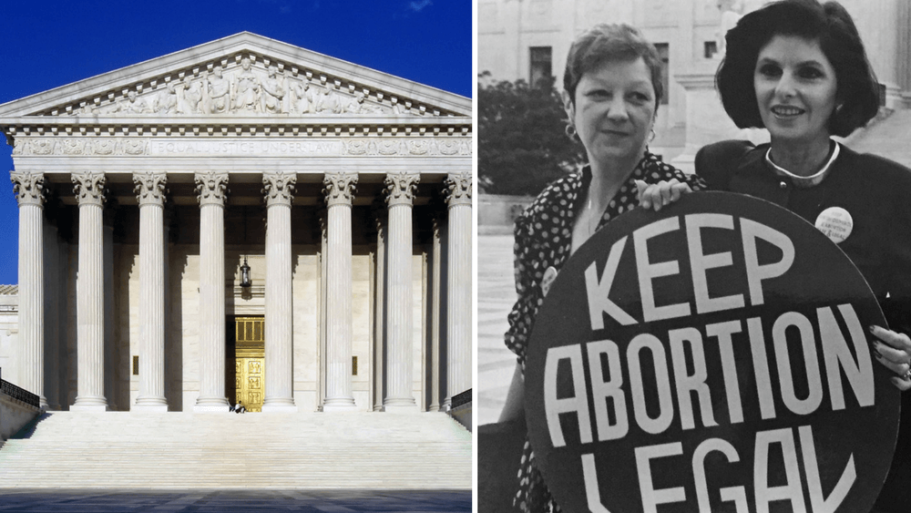 Norma McCorvey has passed away after fighting to overturn Roe v. Wade