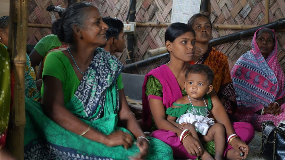 FEBC women North India Brothel