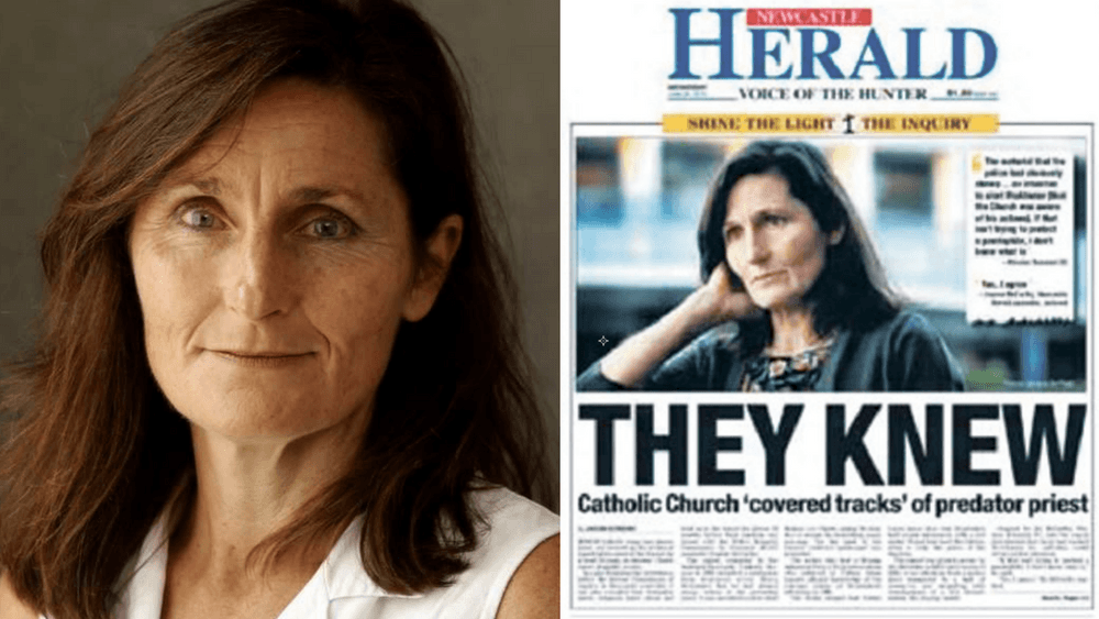 Joanne McCarthy persistently told the stories of child abuse survivors