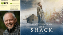 As The Shack hits US cinemas, the author responds to the critics