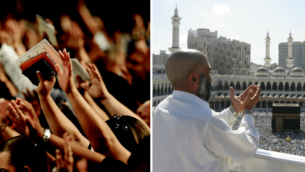 Pew Research predicts that the number of Muslims will almost eclipse the number of Christians by 2050
