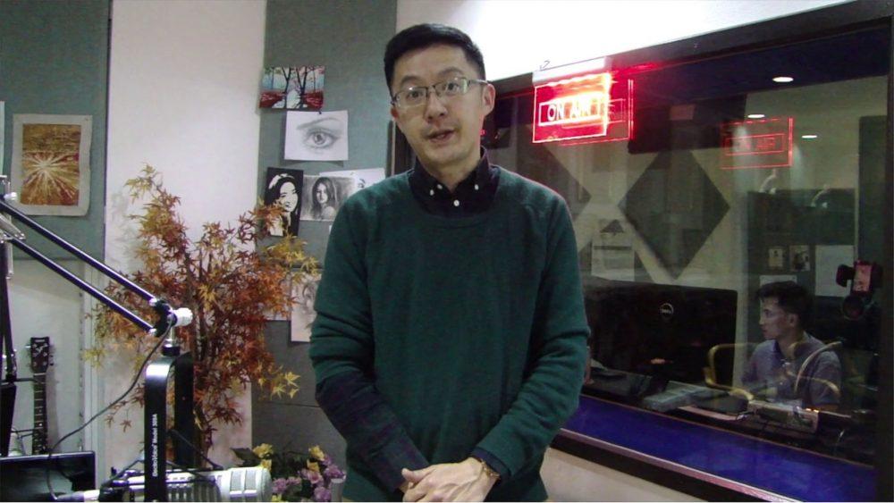 "Batjargal ""Bat"" Tuvshintsengel runs Christian radio stations in his homeland Mongolia"