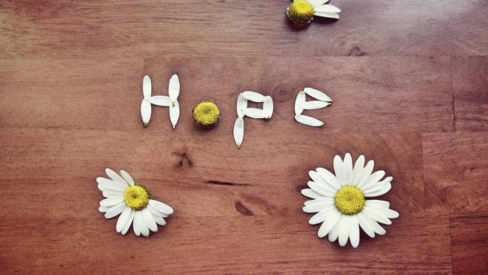 This is the secret to holding on to hope when it all seems lost