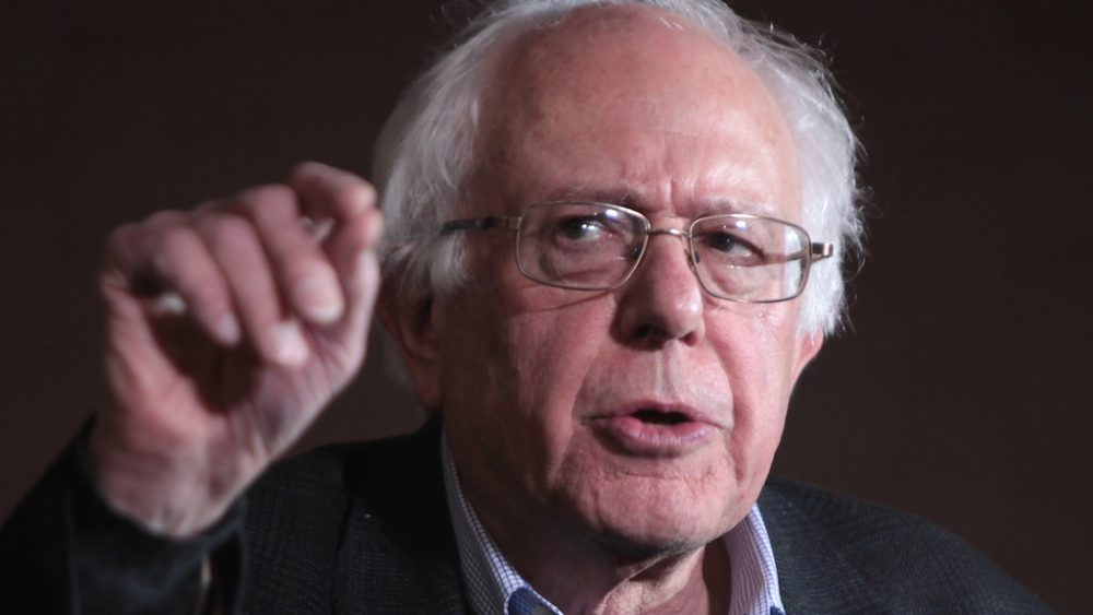 Senator Bernie Sanders questions whether a Christian can hold public office