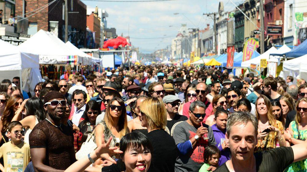 Crowd Australia