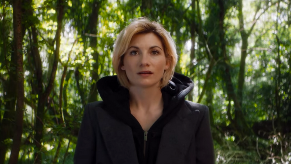 Jodie Whittaker announced as the new Dr Who