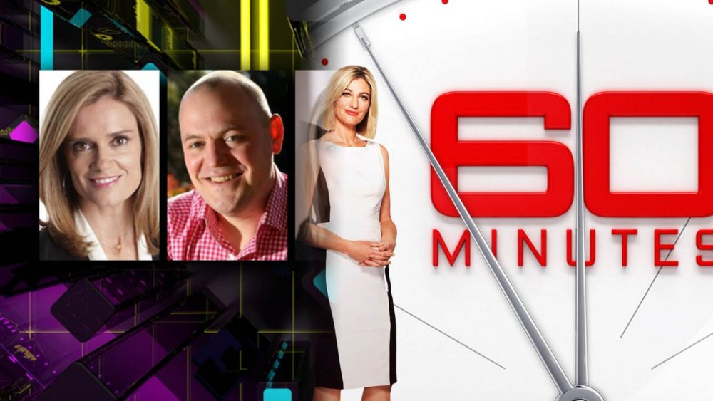 Media choice: ABC's The Drum and Nine's 60 Minutes composite