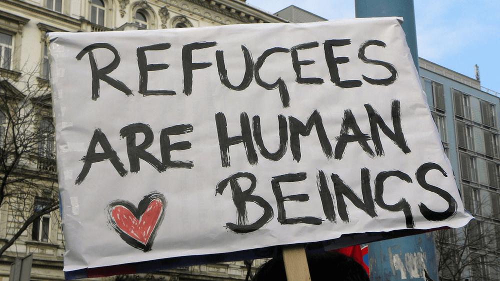 Refugees churches