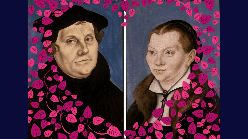 Martin Luther married Katharina von Bora after freeing her from a convent