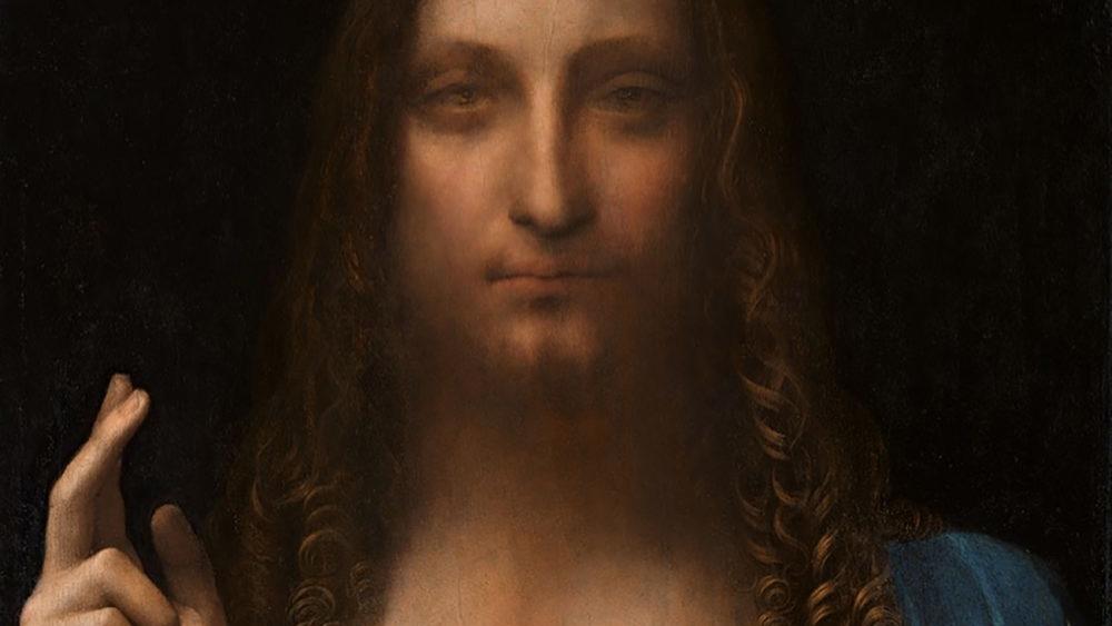 Da Vinci Jesus