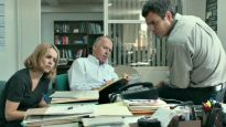 Spotlight is the true story of how investigative journalists unveiled an pedophilia scandal and cover-up in Boston.