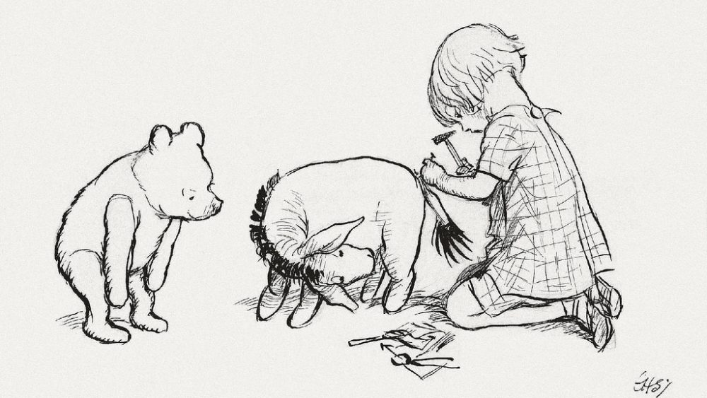 Are you an optimist like Pooh or a pessimist like Eeyore?