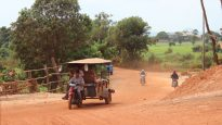 A photo taken by an Eternity writer on their own mission trip in Cambodia