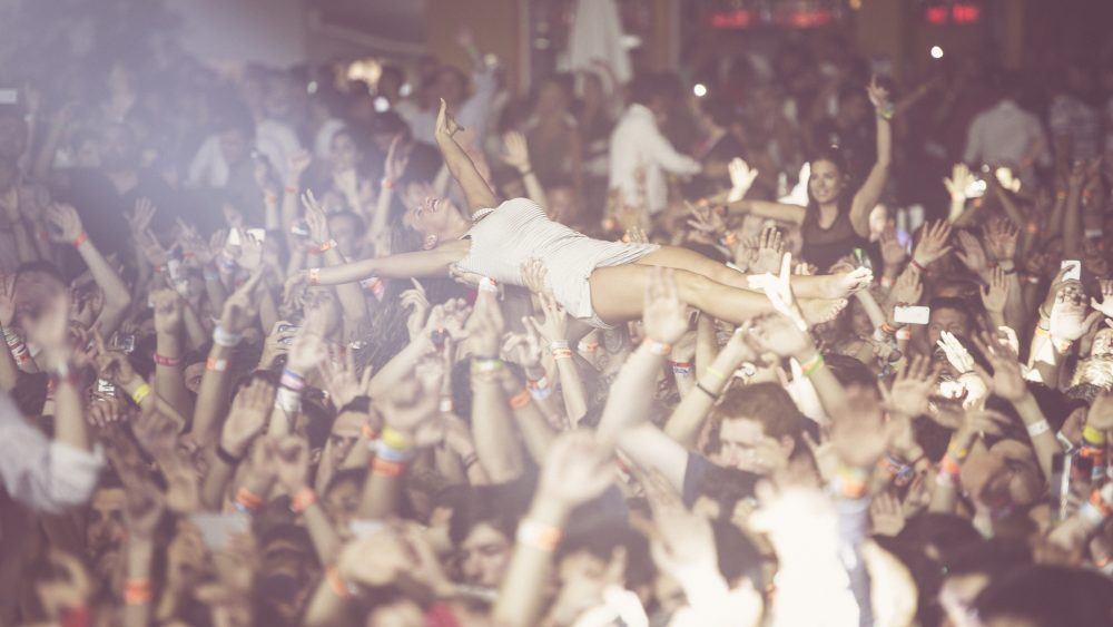 Brian Heasley spent years praying with revellers on the party island of Ibiza.