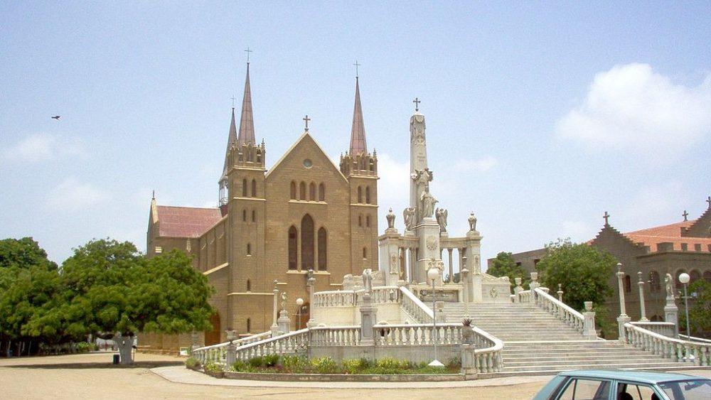 St Patrick's Cathedral in Karachi, Pakistan