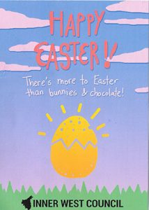 Inner West Council Easter handout