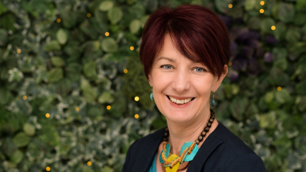 Philippa Lowe has found each day a blank canvas of love, trust and happiness since becoming a Christian.