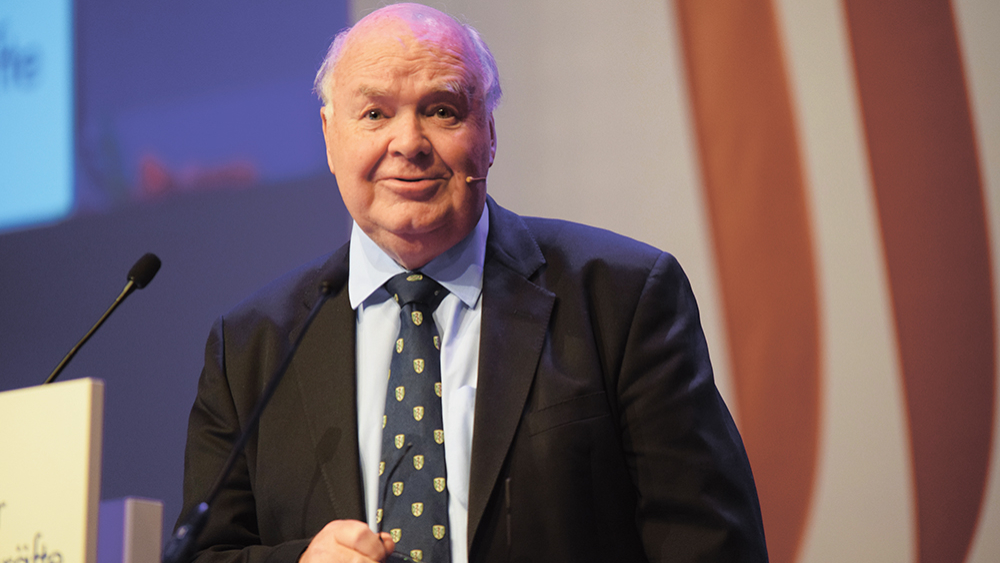 Christian apologist, John Lennox, famously takes a gentle approach in defending the gospel.