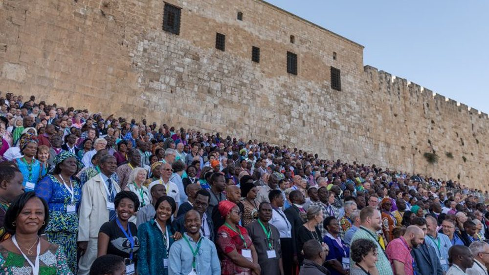 Gafcon 2018's family photo