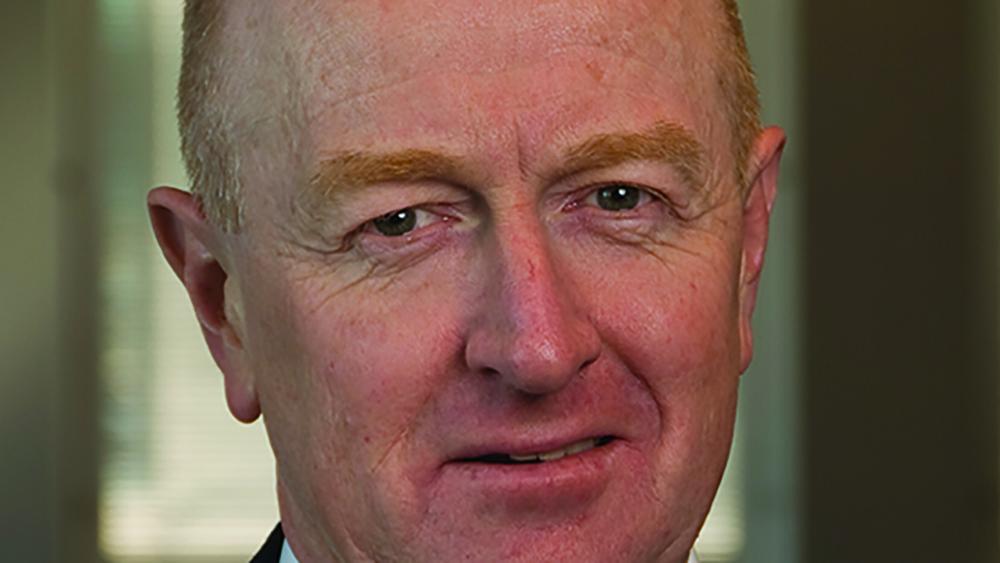 Glenn Stevens, former Governor of the Reserve Bank of Australia.