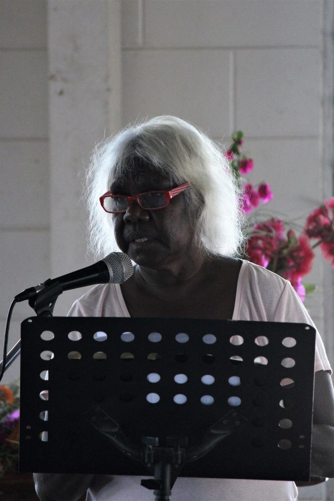 Reverend Lois Nadjamerrek