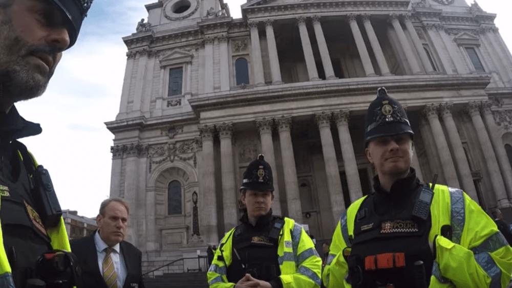 Bible St Paul's London