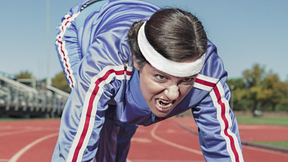 running athletics