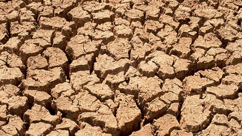 Risks from droughts are projected to be higher at 2°C of warming compared to 1.5°C according to the IPCC.