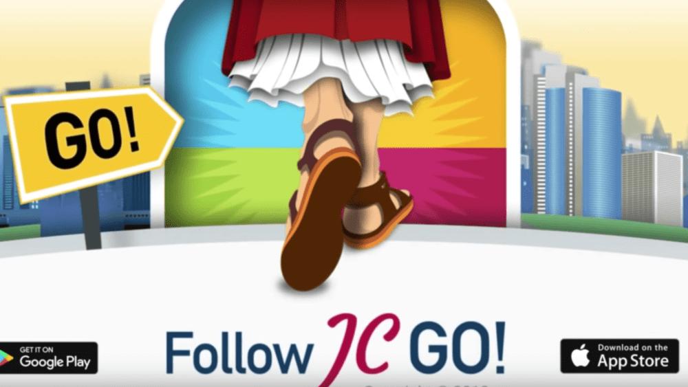 Follow JC Go!