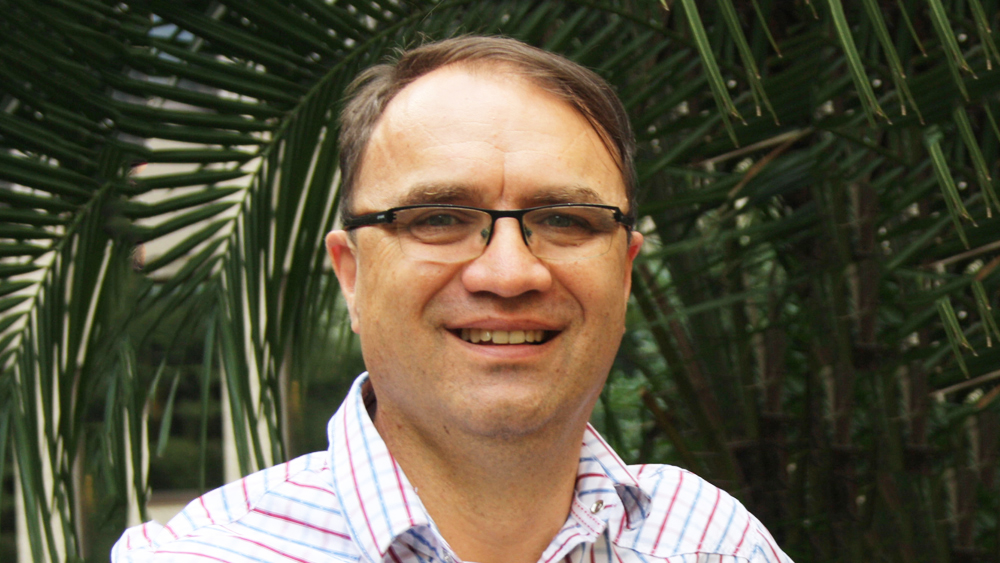 Mark Short is excited about the next generation of church leaders in the bush.
